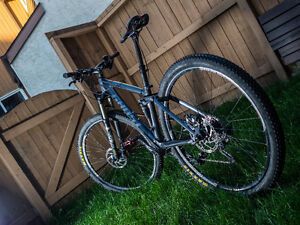 Ghost AMR 2955 Full Suspension Mountain Bike Edmonton Edmonton Area image 2