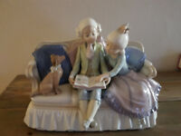 LLADRO #5229 STORY TIME