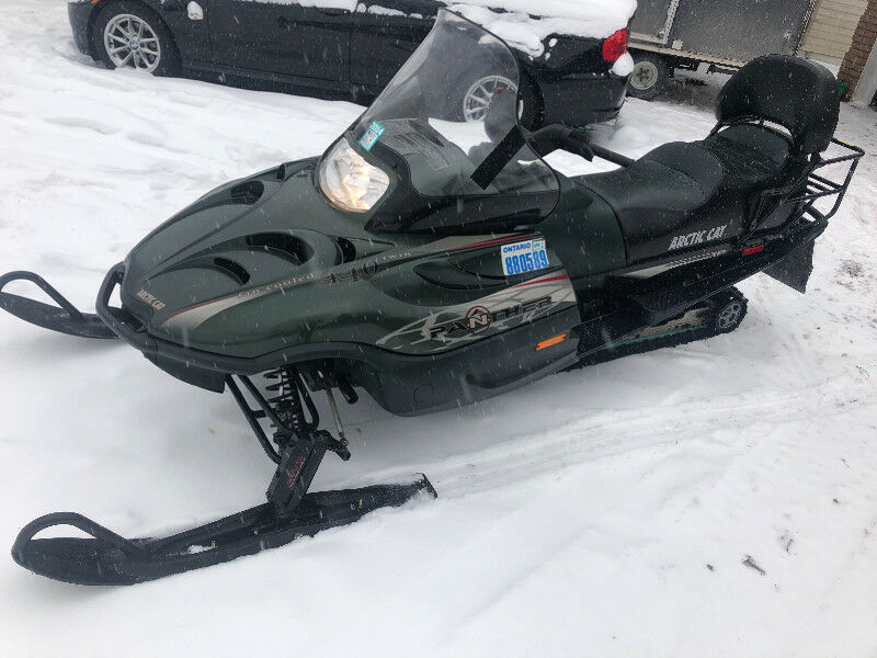 2002 Arctic Cat Panther 2 UP 440