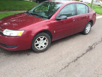 2004 Saturn ION Sedan - $2450 O.B.O. (1 owner lady driven)