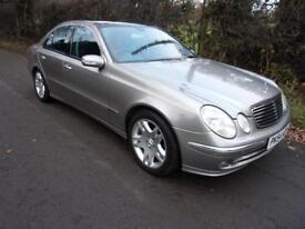 Mercedes-Benz E320 3.2TD Auto CDI Avantgarde 2004 54