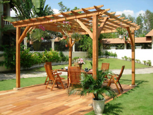 Deck,fence,patios,porch,pergola any landscaping 6479362737