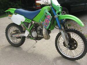1993 kdx 200