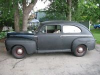 FOR SALE 1946 FORD REDUCED PRICE MUST SELL