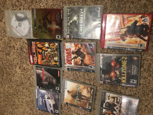 PlayStation 3 games, all for 90$ obo