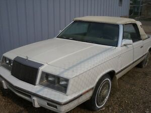 1982 Chrysler Labaron Convertible