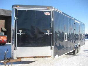2011 FOREST RIVER CARGO MATE CAR/SNOW COMBO