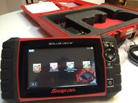 SNAPON SOLUS ULTRA SNAP ON 14.2 LATEST SOFTWARE DIADNOSTIC SCAN TOOL