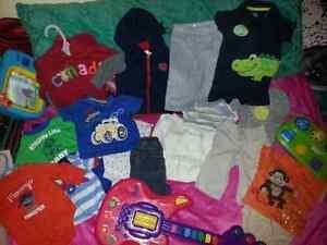 Baby Boy 0-6, to 6-12 clothing and toys  St. John's Newfoundland image 1