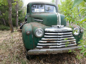 1946 Mercury Truck, 2 Ton Cab and Chassis, Flathead V8/4speed