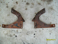 Snow Bear Plow Mounting Brackets