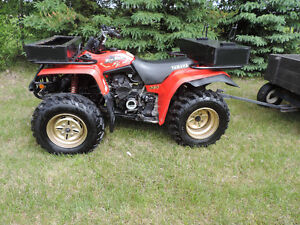 1996 YAMAHA 350 BIG BEAR 4x4
