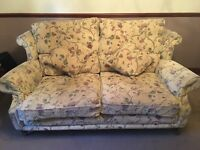 Sofa and Matching Recliner