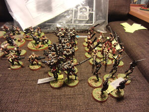 Selling off a warhammer 40k Battle Sister/Inquisition lot. Edmonton Edmonton Area image 5