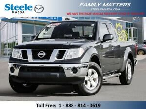 2012 Nissan Frontier SV (Unlimited Km Engine Protection)