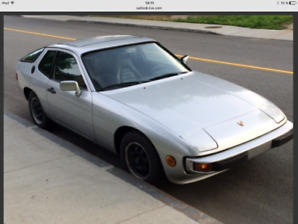 Porsche 924, 1979. AUTOMATIQUE impeccable