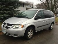 2006 dodge caravan certified and etested