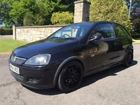 2004 GENUINE LOW MILEAGE CORSA 1.8 SRI MODIFIED HOT HATCH P/X swap