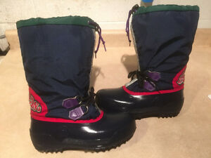 Women's Sorel Freestyle Winter Boots Size 6