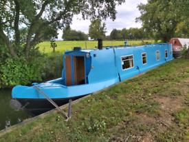 40ft Narrow Boat