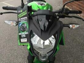 Kawasaki Z125 2021 model