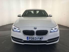 2013 63 BMW 520D SE 4 DOOR SALOON DIESEL 1 OWNER BMW SERVICE HISTORY FINANCE PX