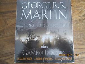 Game of Thrones 4 book boxset