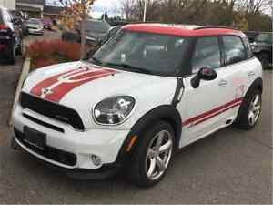 2014 MINI Cooper Countryman John Cooper Works Edition With Only