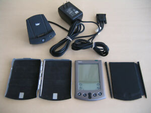 Palm One Vx Handheld Computer, In Aluminum Box, USA