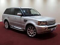 2005 Land Rover Range Rover Sport 4.2 V8 Supercharged 5dr