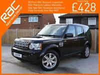 2011 Land Rover Discovery 3.0 SDV6 Turbo Diesel 245 BHP XS 4x4 4WD 6 Speed Auto