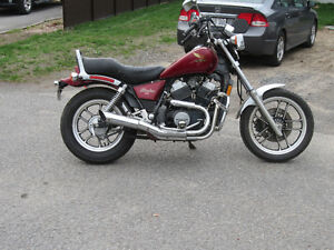Honda Shadow VT500 1984