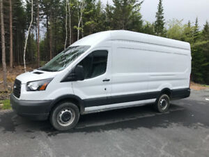 2016 Ford Transit 250 High Top Low KM 8600