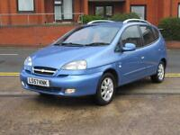 57 CHEVROLET TACUMA 2.0 AUTOMATIC CDX ***GEARBOX FAULT***
