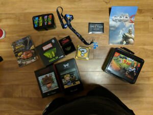 Video game items