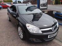 2007 57 VAUXHALL ASTRA 1.9 TWIN TOP DESIGN 3D 150 BHP DIESEL