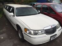 1999 ford Lincoln 4.6 limousine +automatic