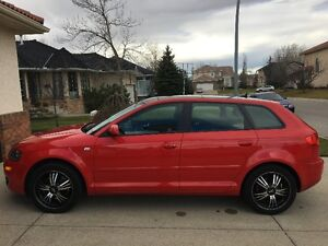 2008 Audi A3 Hatchback - 2 Sets of Tires & Rims