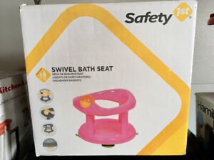 Safety 1st Swivel Bath Seat-Pink