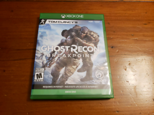 Ghost Recon Breakpoint XBOX ONE