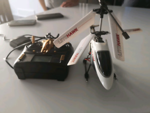Lite hawk helicopter
