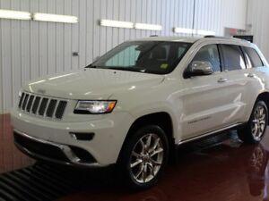2014 Jeep Grand Cherokee Summit  - NAVIGATION - $297.13 B/W