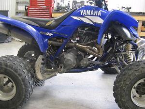 Moteur Raptor 660 2002