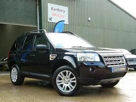 Land Rover Freelander 2.2Td4 HSE Station Wagon 5d 2179cc auto