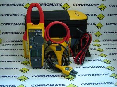 376 New Fluke Amperimetro