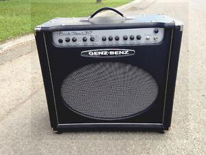 Amplificateur de guitare GenzBenz Black Pearl 1x12 combo