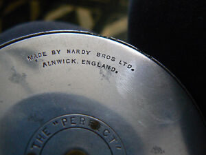 VINTAGE HARDY BROTHERS THE PERFECT FLY FISHING REEL West Island Greater Montréal image 8