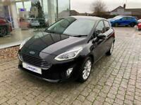 2018 Ford Fiesta TITANIUM 1.0T 100ps POWERSHIFT Automatic Hatchback Petrol Autom