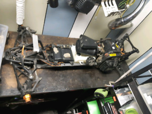 1/5 Hpi Baja 5B Gas Rc Project losi traxxas axial