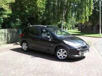 **PX BARGAIN REDUCED TO CLEAR**Peugeot 207 OUTDOOR SW 1.6 DIESEL ESTATE**